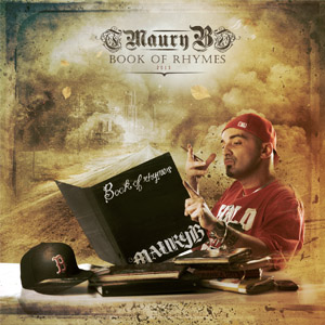 Maury B - Book of Rhymes | Album